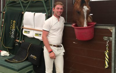 Latest news from show jumper Chris Smith