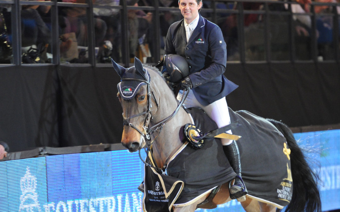easibed partners with The Liverpool International Horse Show