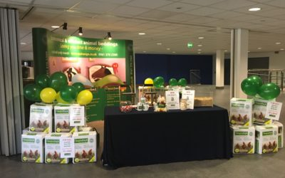Another successful year at the National Poultry Show for easichick