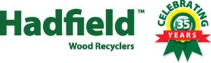 Hadfield Wood Recyclers Logo