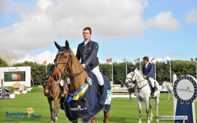 easibed sponsored rider Billy Twomey is winning in Spain