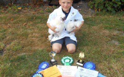 Youngest ambassador to join the easichick team!