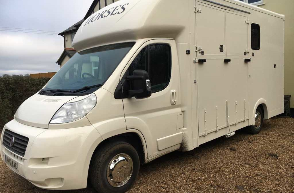 easibed is great in your horsebox
