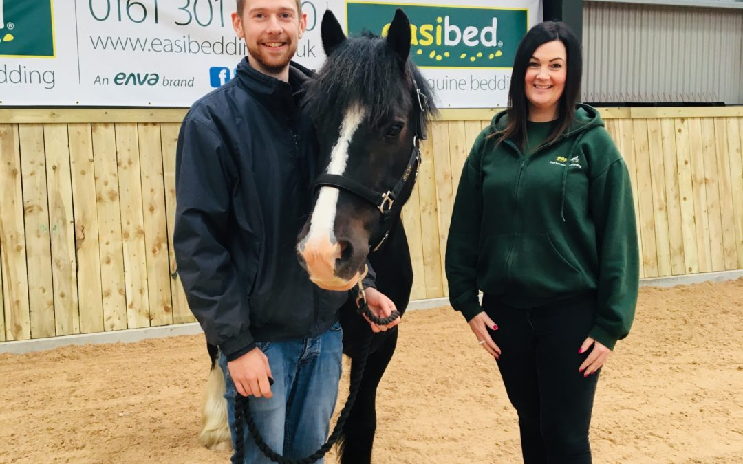 easibed supports local Riding for the Disabled Centre
