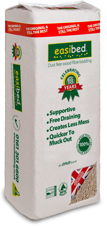 easibed Dust Free Horse Bedding