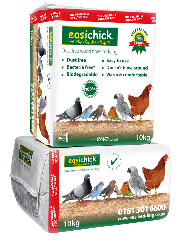 easichick chicken bedding
