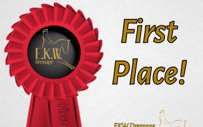 Results are in for Team Sweet's second on line Dressage competition