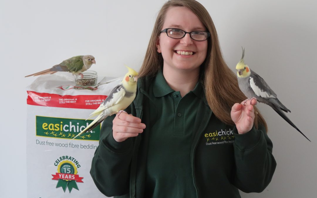 Meet our new ambassador for easichick – Sophie Barnett